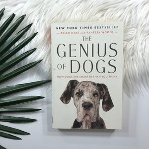 The Genius Of Dogs Paperback Book